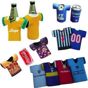 Bottle Sleeve Jersey Can Cooler
