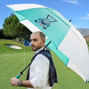 NEW Colors! The Vented Typhoon Tamer Golf Umbrella